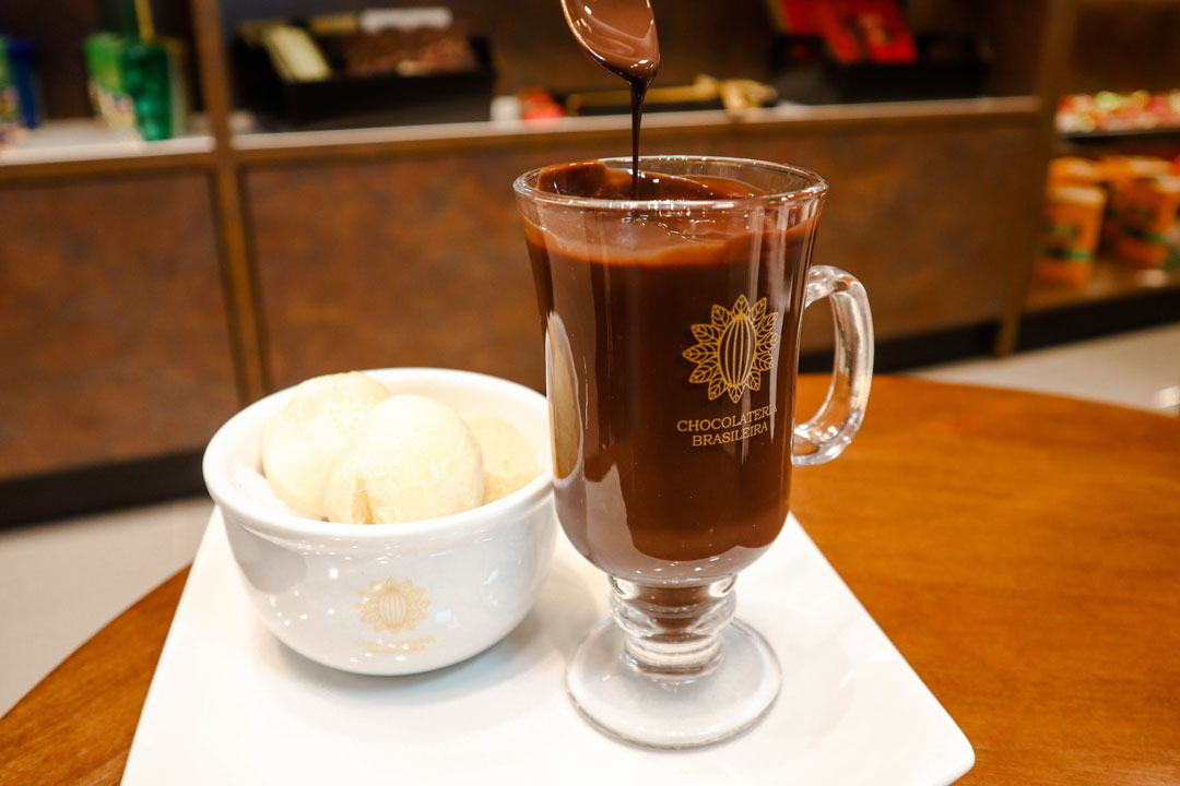 Comemore o dia mundial do chocolate com a Chocolateria Brasileira